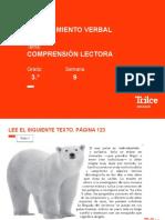 RV–3ro – Comprensión lectora (PPT)
