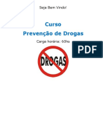Curso Prevenção de Drogas