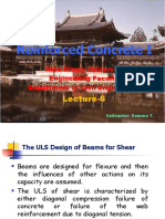 Lecture 6-Design for Shear.ppt