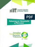 XIII JORNADAS VDT ADUANAS EN VENEZUELA Y MERCOSUR.pdf
