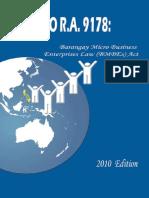RA 9178 BMBE Handbook