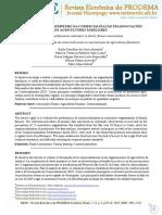 Indicadores para formação do Índice de Desempenho na Comercialização (IDC)