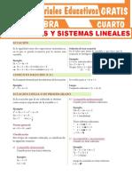 Ecuaciones-y-Sistemas-Lineales-Para-Cuarto-Grado-de-Secundaria