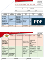 Matriz Vinculación Proyectos 3BGU grammar - academic writing 2UNIT