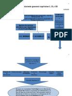 Esquema Sintesis General-capítulos i, II y III