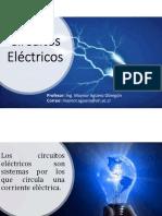 Clase N3 Circuito Eléctrico