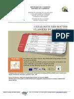 Catalogue Des Routes Du Cameroun