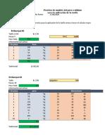 analisis del peso a utlizar en la tarifa aerea