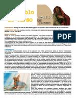 SESION N12 SAN PABLO DE TARSO