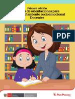 Cartilla orientaciones - docentes