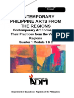 ContemporaryArts12_Q1_Mod2_Practices_from_the_various_Regions_v3.docx