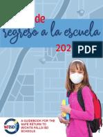 Spanish WFISD Roadmap Back to School
