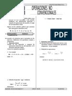 UPCH - SESION04 - APT ACADEMICA - OPERACIONES NO CONVENCIONALES