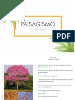 caderno de paisagismo