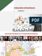 Capítulo I Administración Estratégica