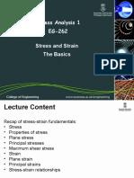 EG-262 Stress and Strain Basics
