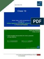Resumen Clase 19 - Tus Clases de Portugues