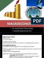 Presentacion 1 Macroeconomía