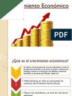 Presentación 4 Crecimiento Económico