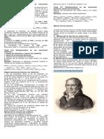 Materias Clases N°5,  N°6 y N°7