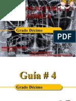 GUIA #4 QUIMICA 10°.ppt