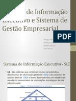 Sistema de Gestão Empresarial - ERP