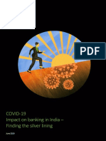 Deloitte- Impact of covid on banking india