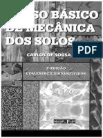 Curso Básico Mecânica dos Solos - Carlos de Souza Pinto. 3ª ed..pdf