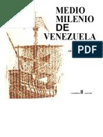Medio Milenio de Venezuela. Arturo Uslar Pietri