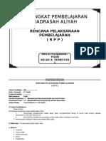 RPP FIQIH MA Kelas X, 1-2