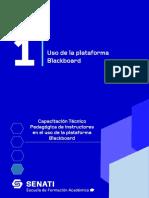 Módulo 1. Uso de la Plataforma Blackboard