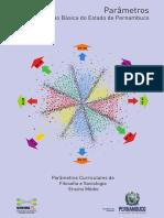 Parâmetros para a educação básica do Estado de Pernambuco_Sociologia_Filosofia