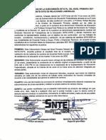OFICIO DE CADENA DE CAMBIOS