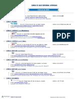 Clínicas Autorizadas Para EMPO - 2016