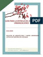 GUÍA EXAMEN FINAL urbanizaciones SA 2020