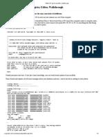 Offline NT pw & reg-editor, walkthrough
