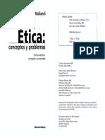 Maliandi 2004 - Etica, conceptos y problemas (cap. 1)
