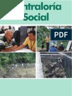 folleto del gobierno sobre contraloria social