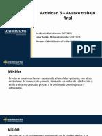 ACTIVIDAD 6 - presentacion