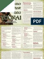 Império de Jade - Como Criar Seu Youkai