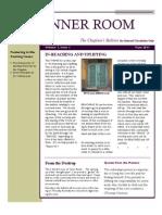 Inner Room 2011 Jan Issue 1