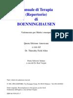 [Med ITA omeopatia] BOENNINGHAUSEN - Repertorio.PDF