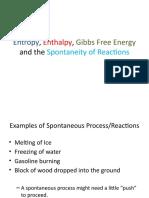 Entropy, Enthalpy, Gibbs Free Energy.pptx