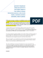 Debate FMI