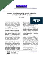 FMI Y kirchner. HEIDRICH.pdf