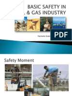 Basic Safety in Oil and Gas