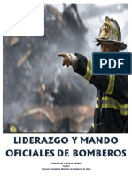 CURSO FORMACIÓN OFICIALES                                                                                                   CUERPO DE BOMBEROS DE PENCO