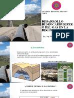 DESARROLLO HIDROCARBURIFERO DEL GAS EN LA REGION DEL CUSCO