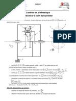 Sujet-Mecanique-2A-2007-n°1