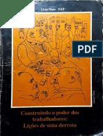 Construindo o Poder dos Trabalhadores_ Lições de uma Derrota - Emílio Gennari